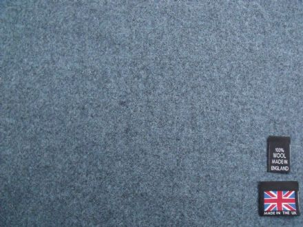 100% Pure New Wool Plain Twill Weave Fabric BZ18